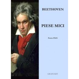 Beethoven - Piese mici pentru pian