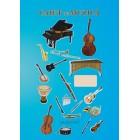 Caiet de muzica mediu A4 48 file
