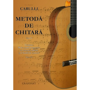 Ferdinando Carulli - Metoda de chitara