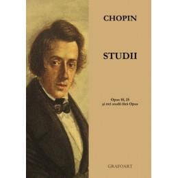 Chopin - Studii (pian)