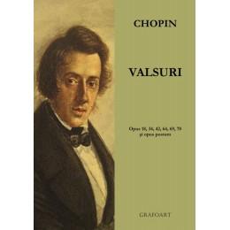 Chopin - Valsuri (pian)