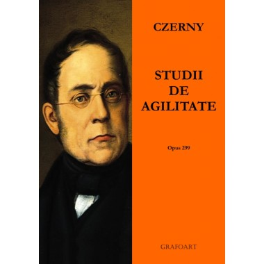 Czerny - Studii de agilitate (op. 299; ed. a II-a)
