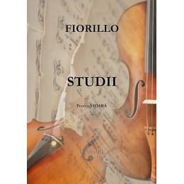 Fiorillo - Studii pentru vioara