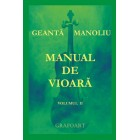 Geanta, Manoliu - Manual de vioara vol. II