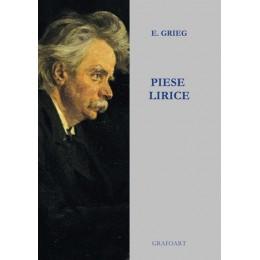 Grieg - Piese lirice (pian)
