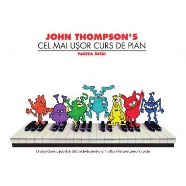 John Thompson's-Cel mai usor curs de pian