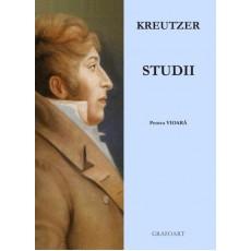 Kreutzer - 42 de studii (vioara)