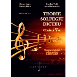 Manual de Teorie, Solfegiu, Dicteu pt. Clasa a V-a