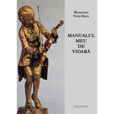 Munteanu - Manualul meu de vioara