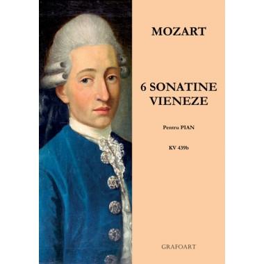 Mozart - 6 sonatine vieneze (pian)