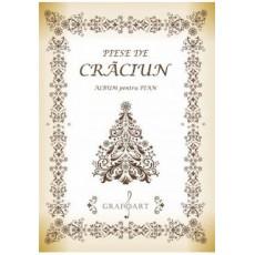 Piese de Craciun - Album pentru pian