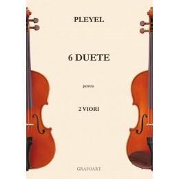 Pleyel - 6 duete pentru 2 viori