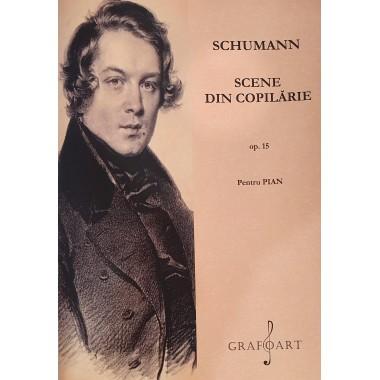 Schumann - Album pentru tineret si Scene din copilarie (pian)