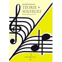 Victor Giuleanu - Teorie si Solfegiu, Manual cls. a IX-a